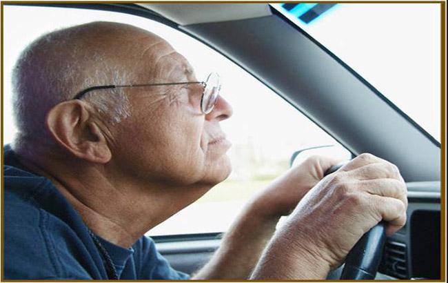 رانندگی سالمندان