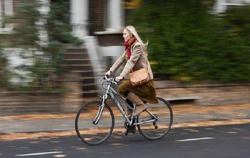 رکاب زدن، عامل عمری طولانیتر و سالمتر