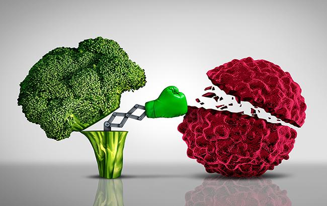 تأثیر مواد غذایی برسرطان