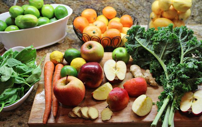 تغذیه سالم برای داشتن کبد سالم