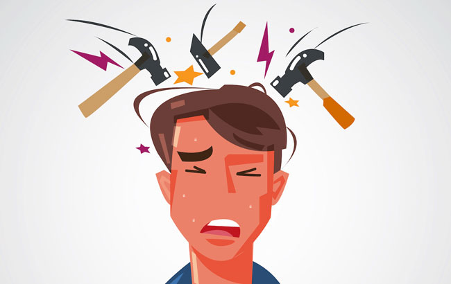 روش های درمان خانگی و پیشگیری از  سردردها